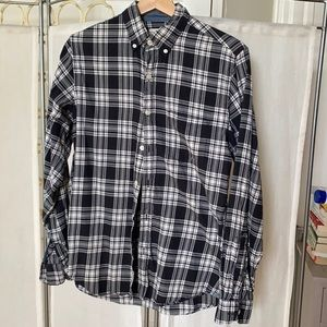 2 for $15 Brushed Cotton Plaid button down